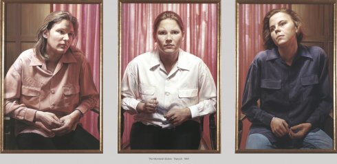 THE MORSTEDT SISTERS TRIPTYCH